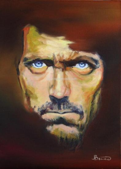 hugh laurie (Dr House)