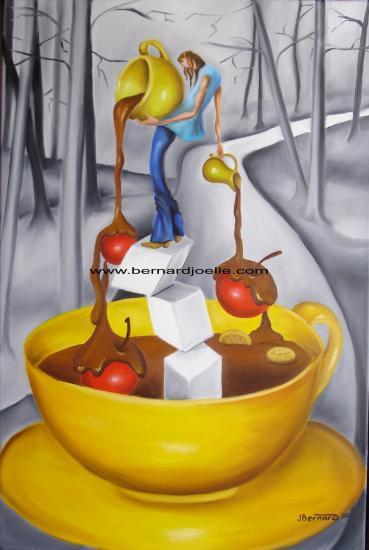La fontaine de chocolat 40/60cm