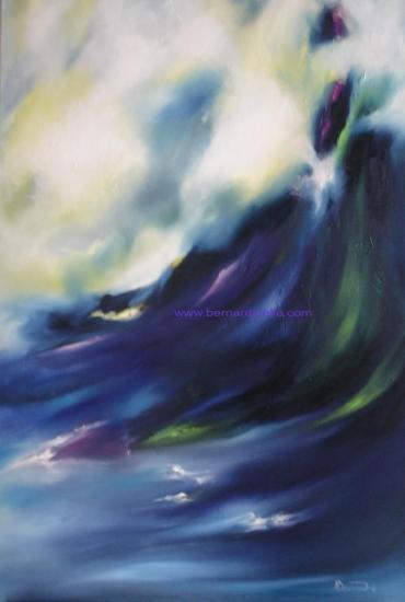 La vague60 90 cm