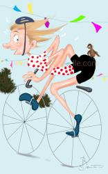 Coureur cycliste