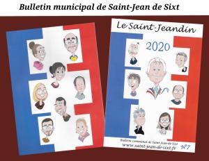 Bulletin municipal St Jean de Sixt