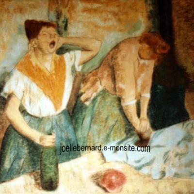 copie de Degas VENDU