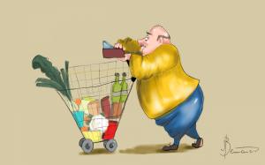 Au supermarche 1